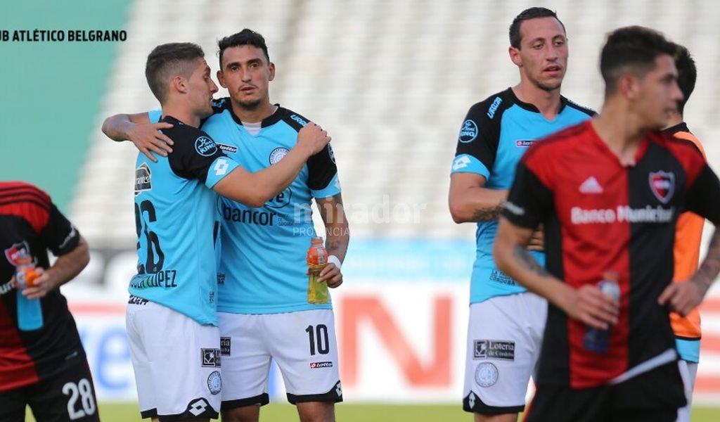 El equipo del Parque Independencia cayó ante Belgrano en el barrio Chateau Carreras. Foto:Gentileza: prensa Belgrano.