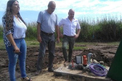 Santo Domingo: se optimizó el sistema de provisión de agua potable
